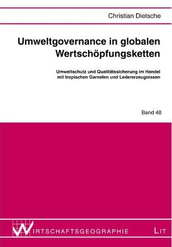 Environmental governance in global value chains