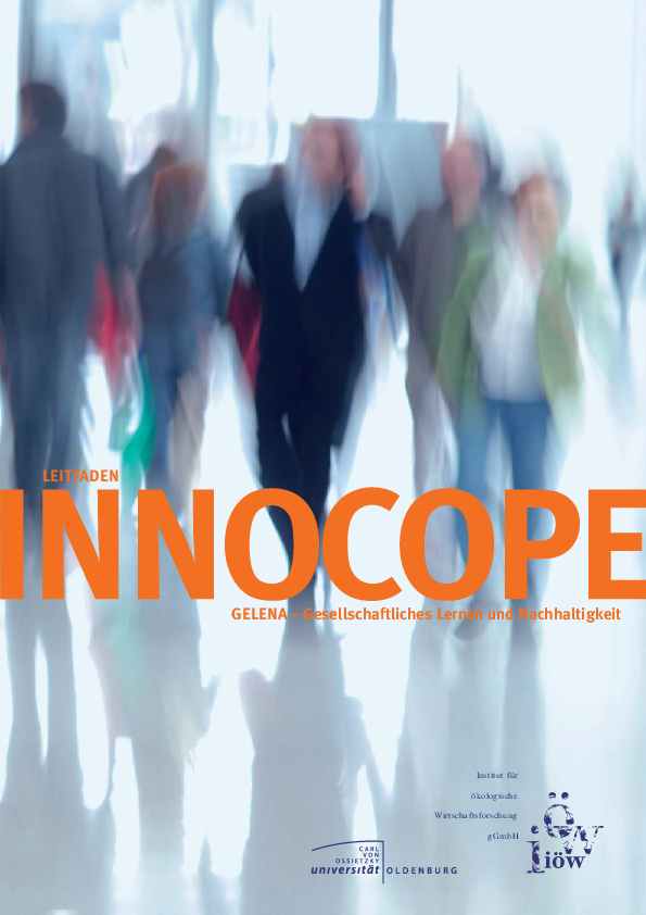 INNOCOPE guidelines. GELENA – Social Learning and Sustainability
