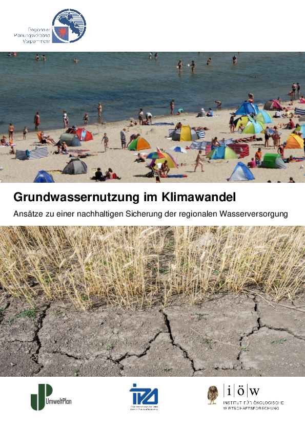 Usage of Groundwater in Climate Change