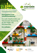 Participation for green urban planning