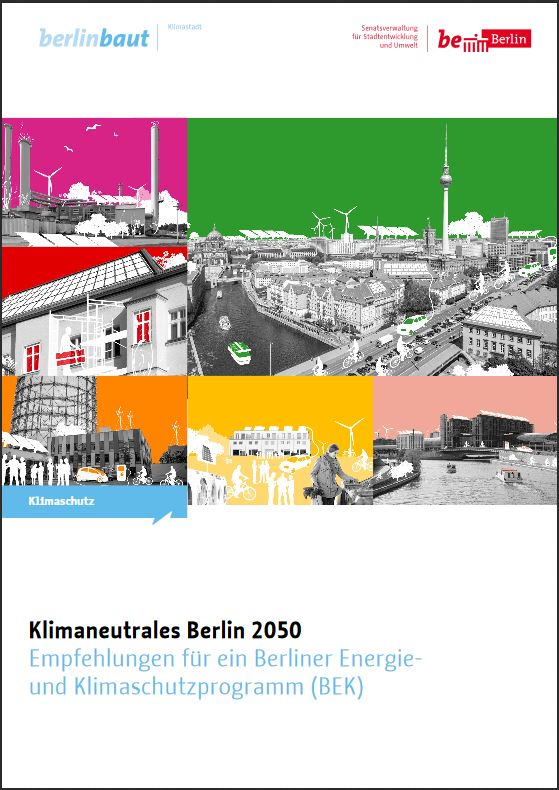 Climate-Neutral Berlin 2050