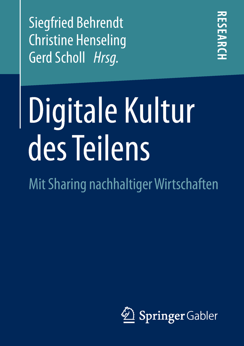 Systematisierung des Peer-to-Peer Sharing