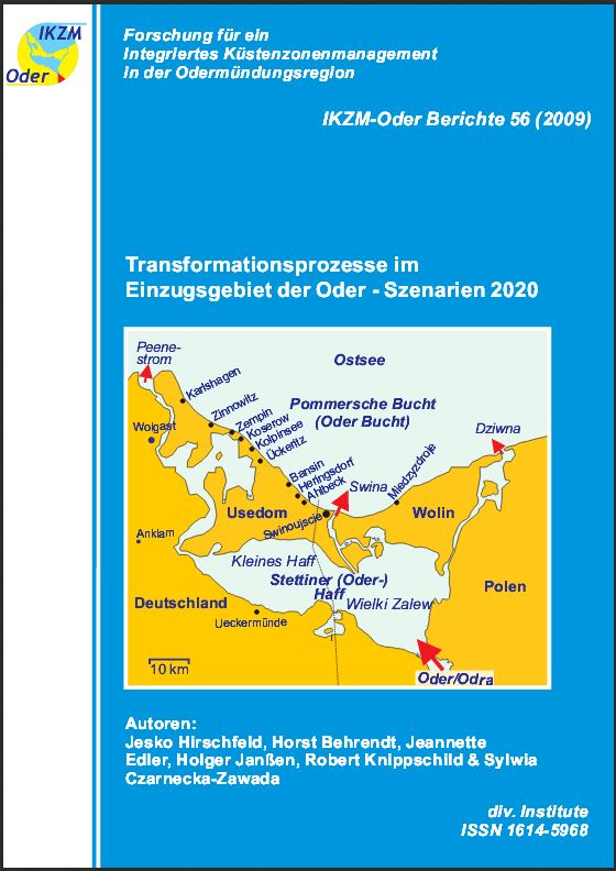 Transformation Processes for the Oder catchment area – Scenarios 2020