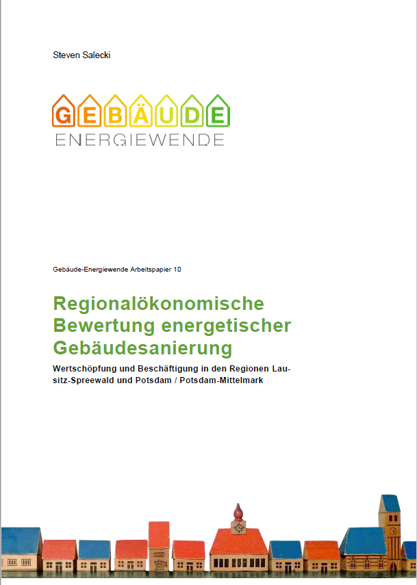Regional economic assessment of energetic building refurbishment