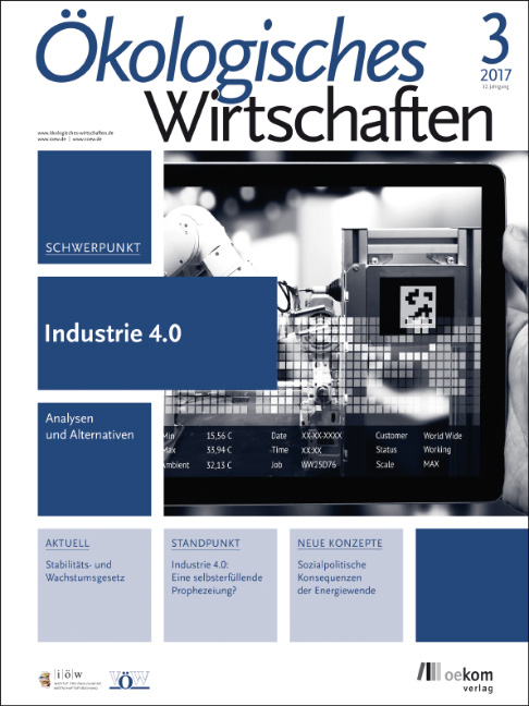 Industrie 4.0 und Maker Movement