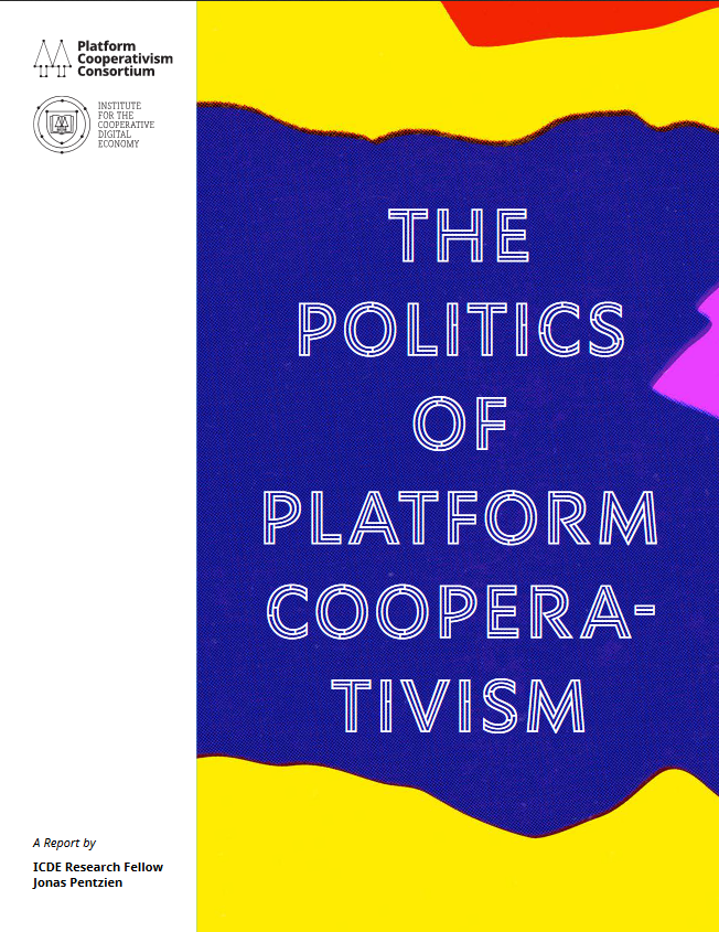 The Politics of Platform Cooperativism