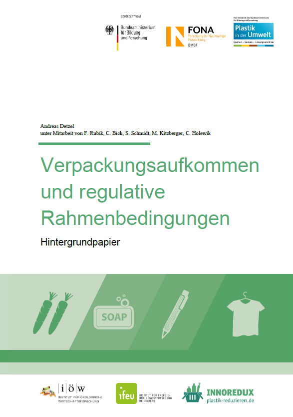 Packaging volume and regulatory framework