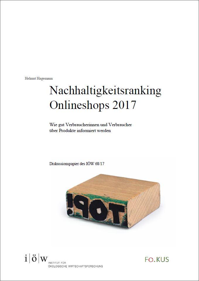 8fca99771d326a IÖW: Nachhaltig im Internet einkaufen: Diese Onlineshops informieren ...