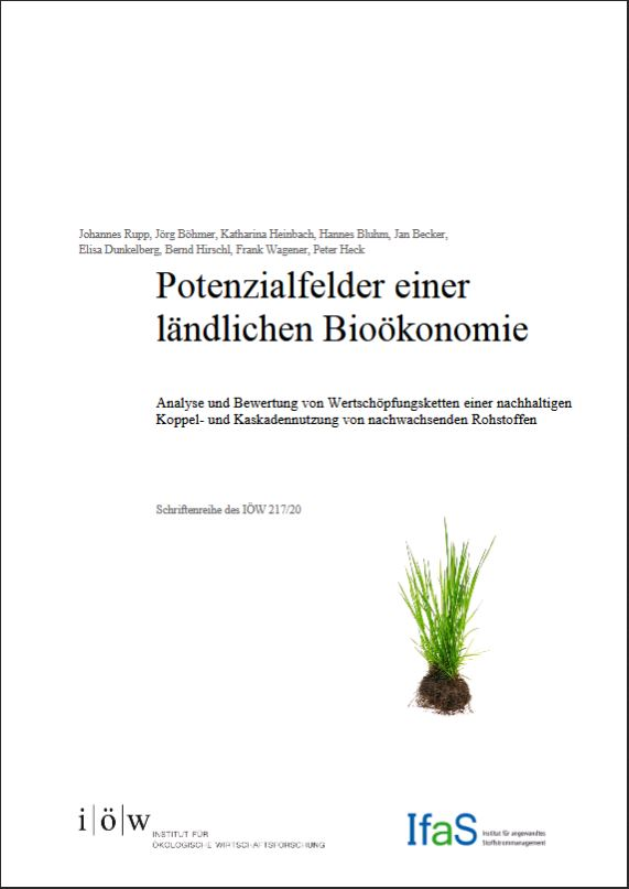Future Potentials of a Rural Bioeconomy