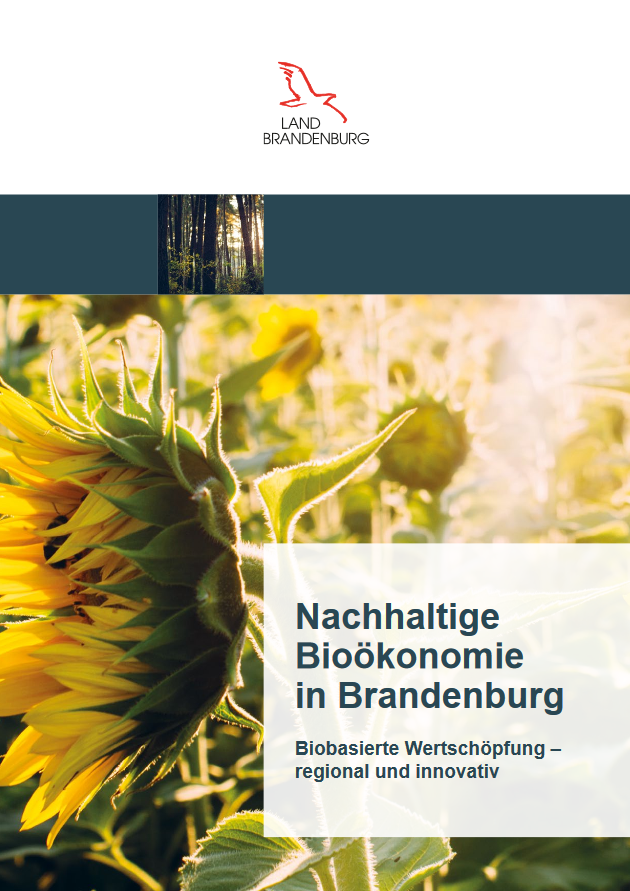 Sustainable Bioeconomy in Brandenburg