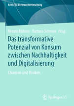 Smart consumption transition? Prospects and limitations of digitalization for sustainable consumption