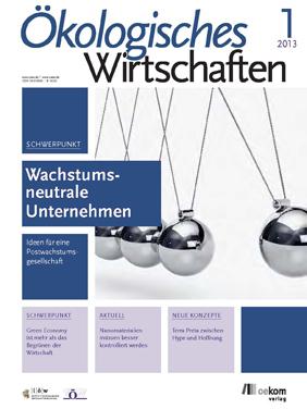 Titelseite Ausgabe 02/2011